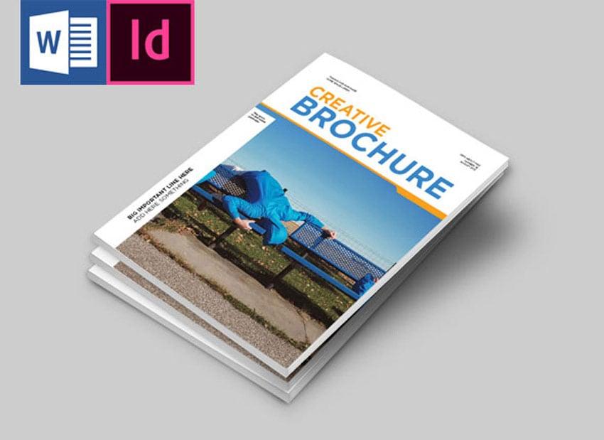 Corporate Brochure Template