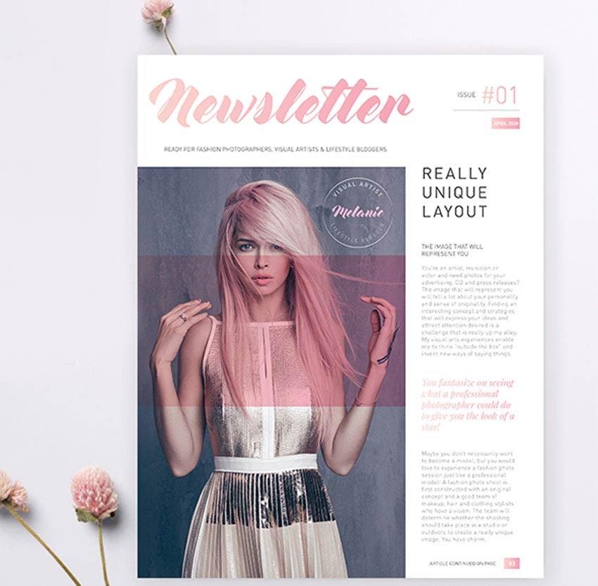 Creative Newsletter