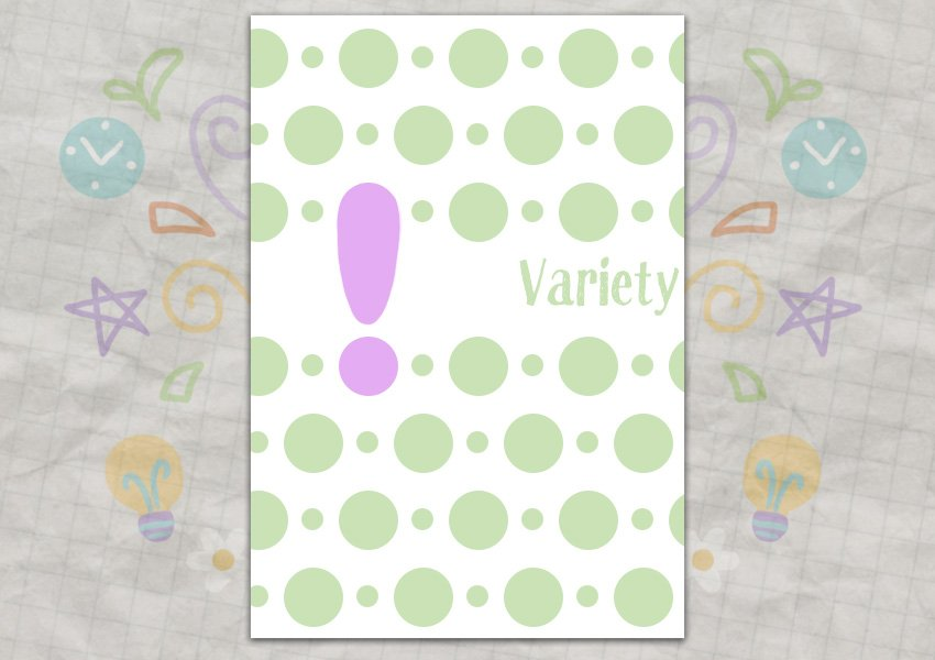 Variety Example