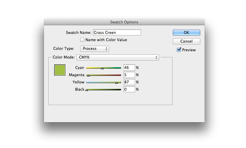 Color Adjustments