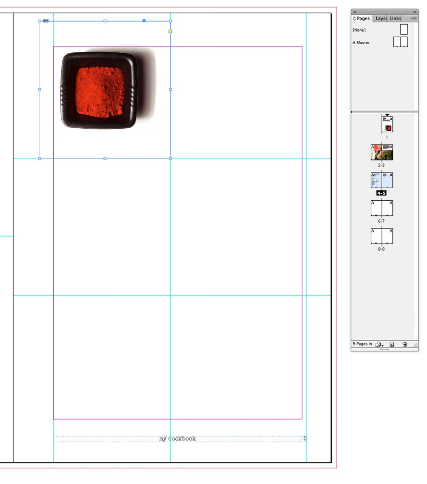 Fill Frame Proportionally