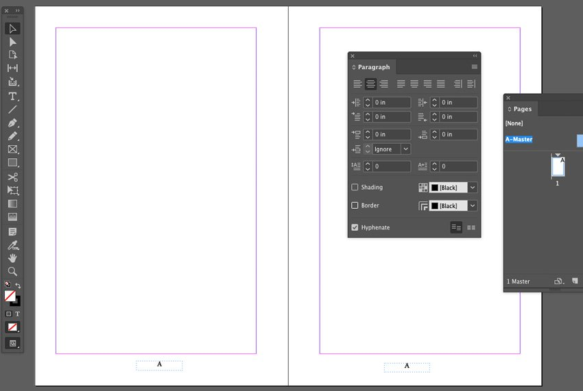 Resizing and Adjusting the Page Numbers