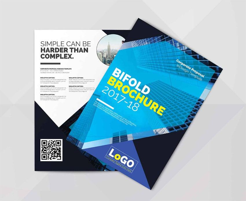 Multipurpose InDesign Brochure Template