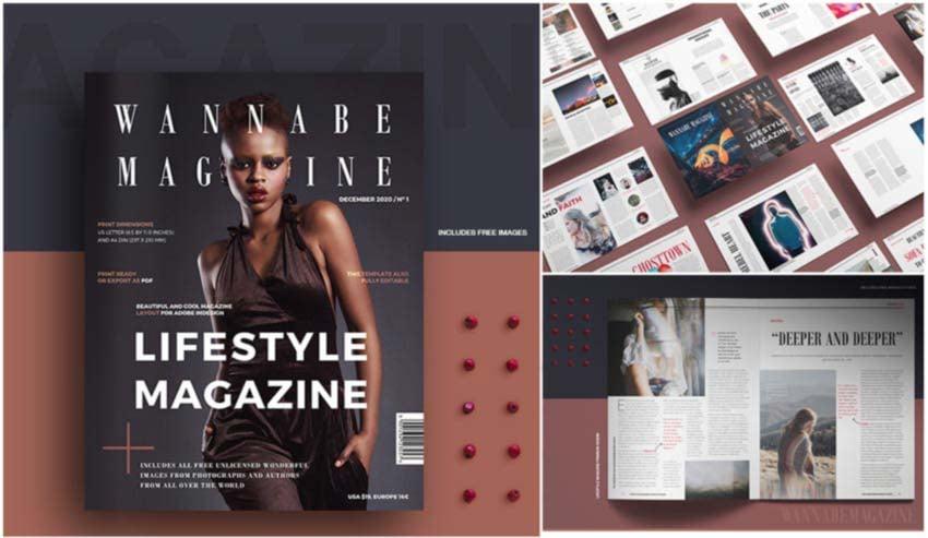 Wannabe Fashion Magazine