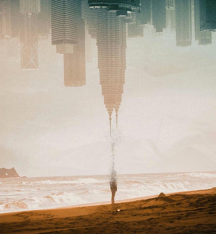 Teleportation Transportation by Shaylin Wallace