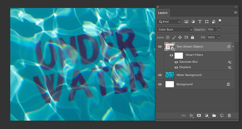 Altering the Smart Object