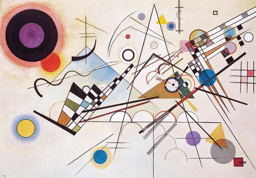Wassily Kandinsky Composition VIII