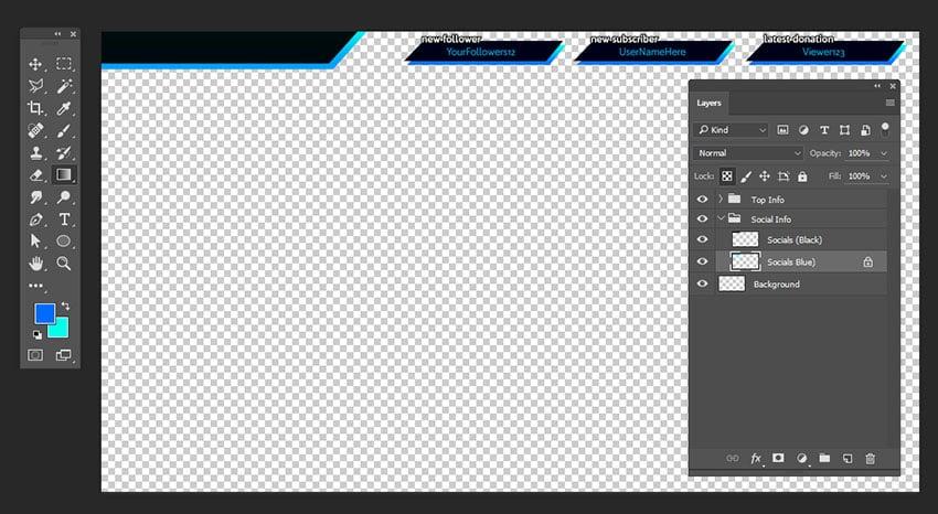 Adding a duplicate gradient