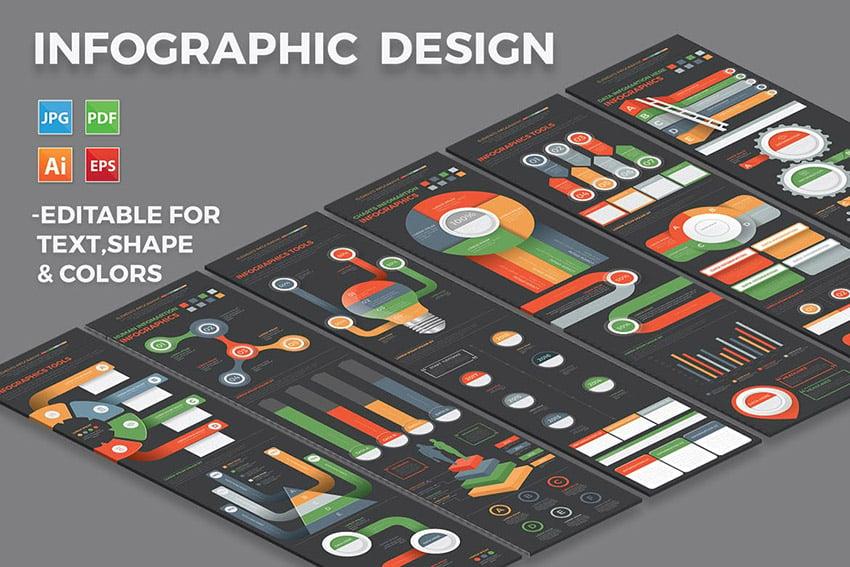 Customizable Infographic Design