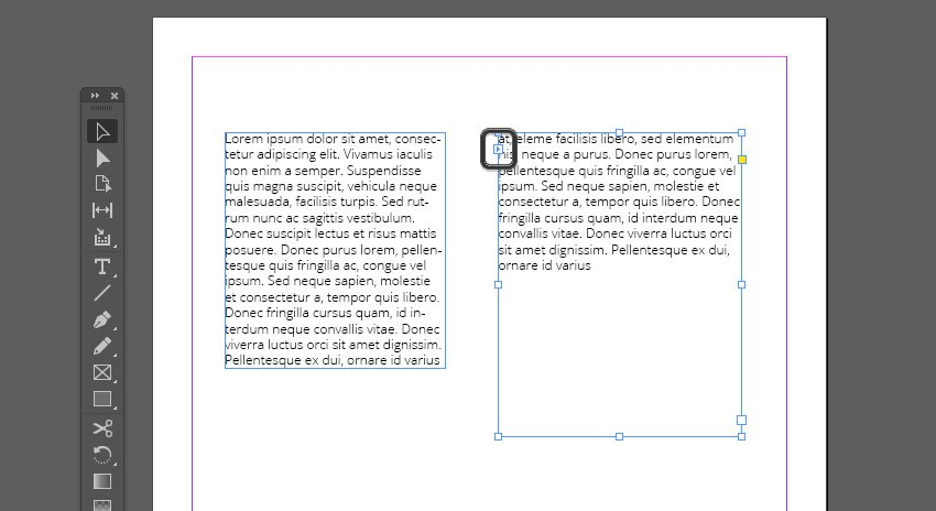Text Box Link