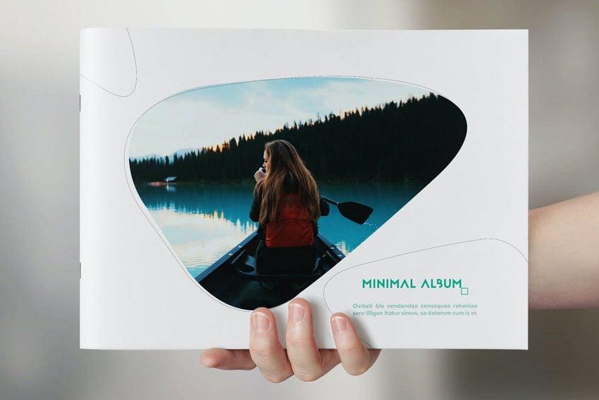 Minimal Photo Album