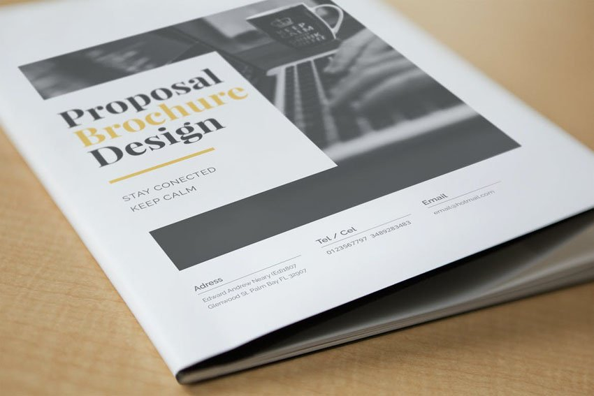 proposal design template