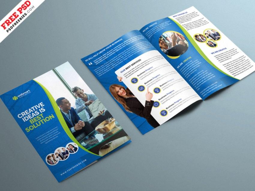 Free Business Brochure Proposal Design Template