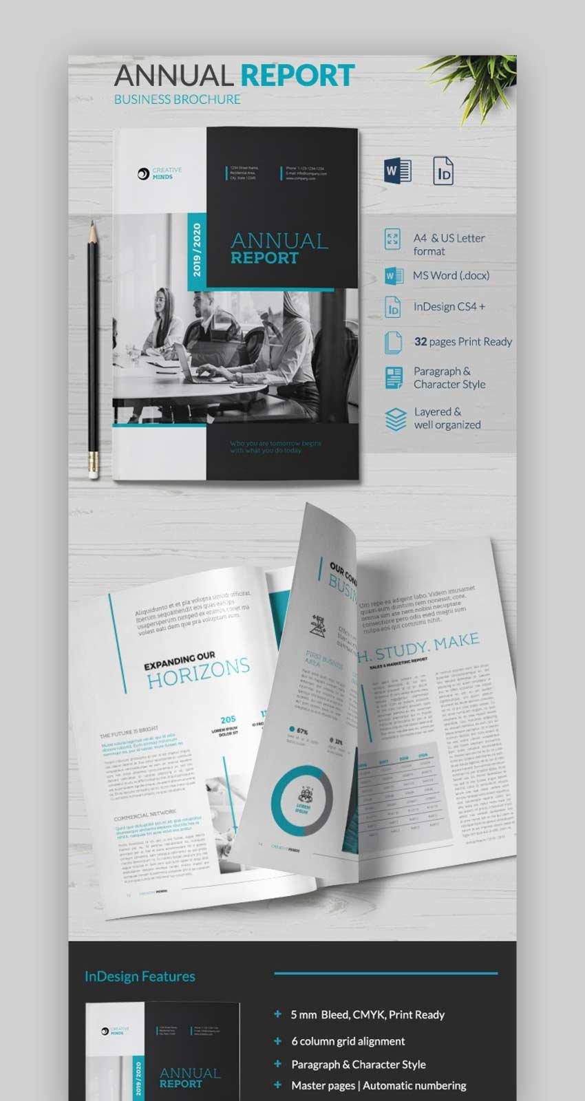 Annual Report of Non Profit Organisation