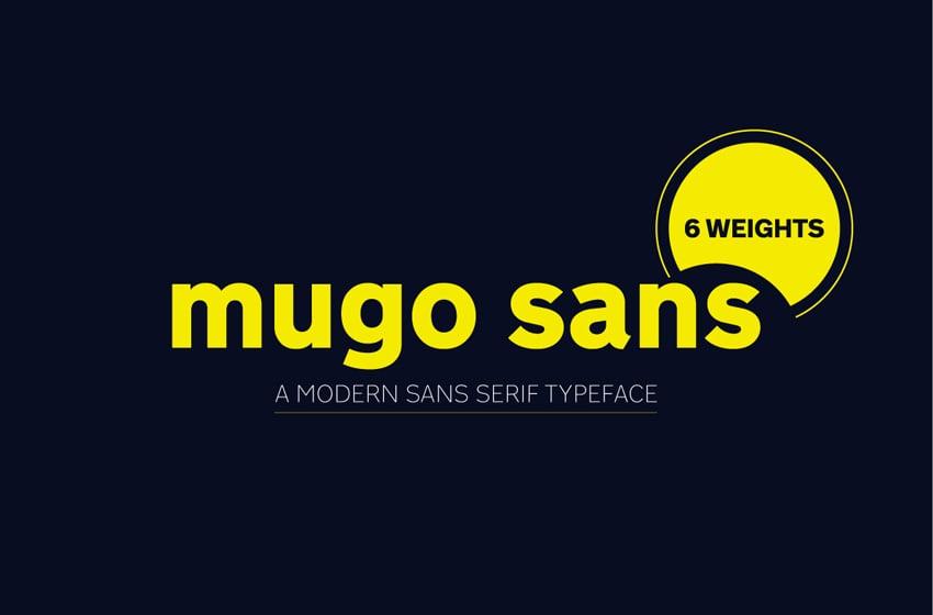 Mugo Sans Font