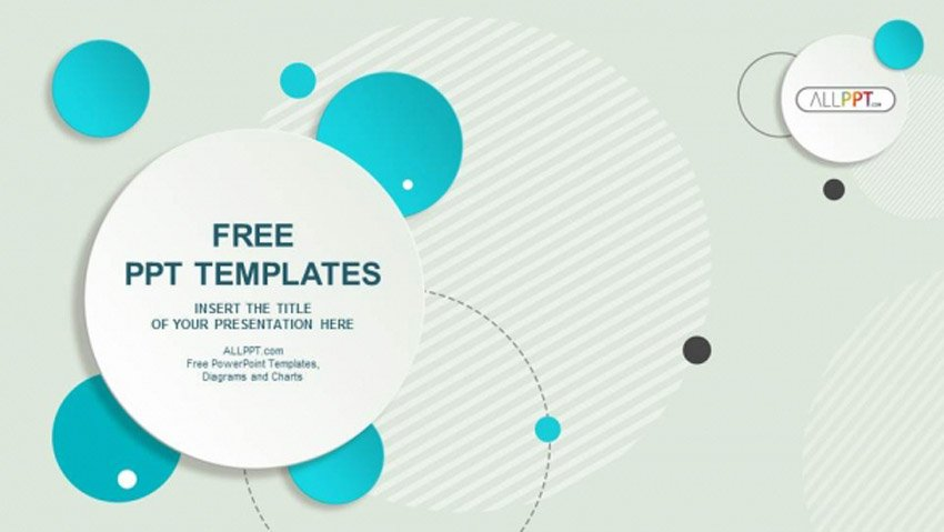free aesthetic template powerpoint