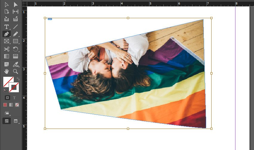 clipping mask indesign