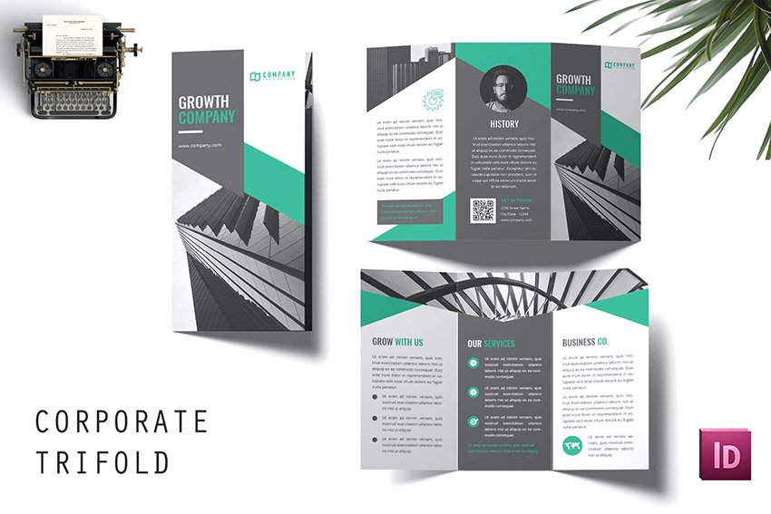 Growth Trifold Business