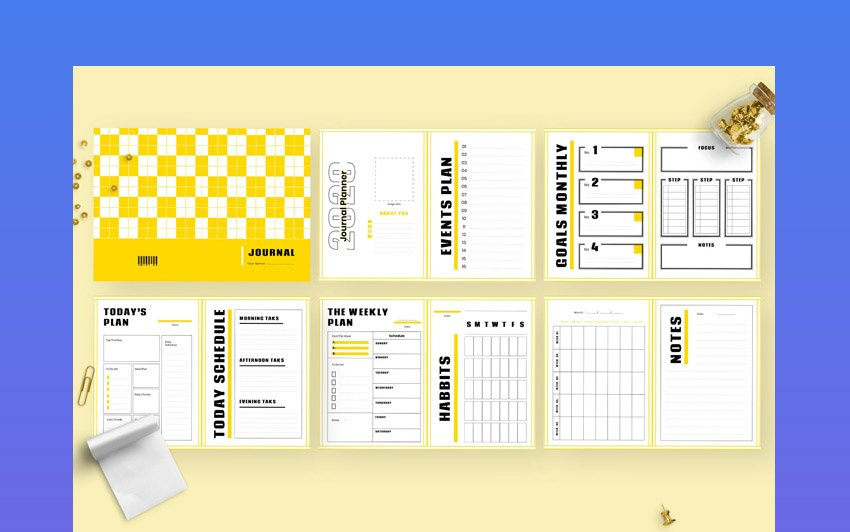 Word document checklist