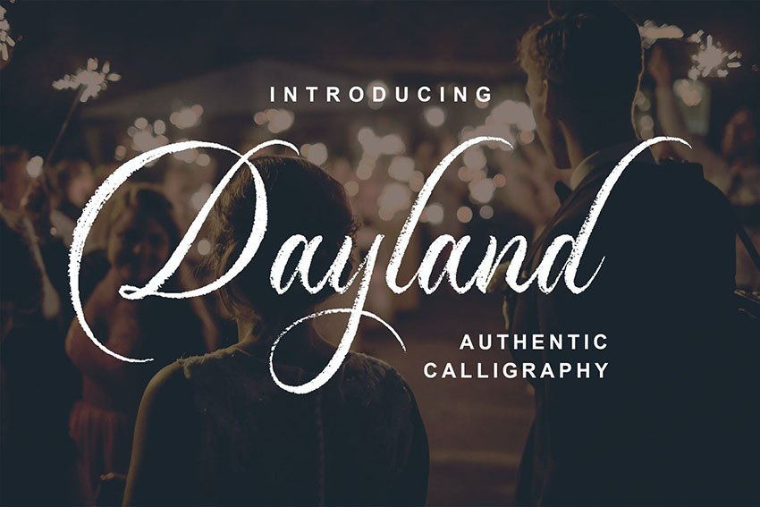 Dayland - Authentic Calligraphy