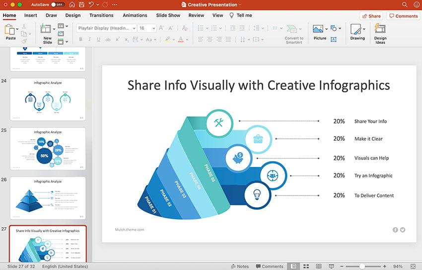 MULCH Creative Powerpoint Presentation