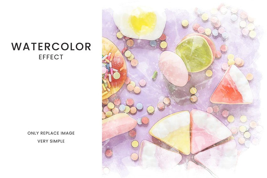 Water Color Effect