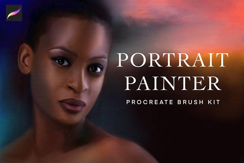 Procreate Portrait Painting Brushes