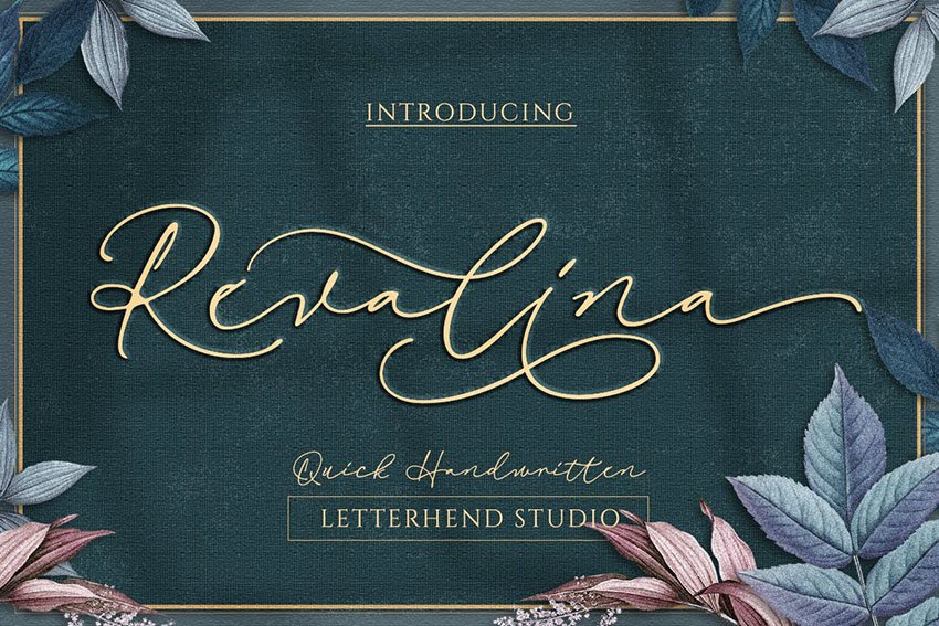 Revalina Signature Script