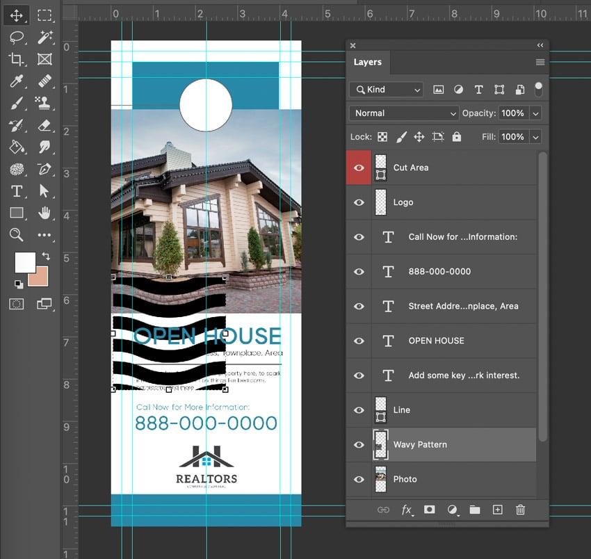 photoshop seamless pattern