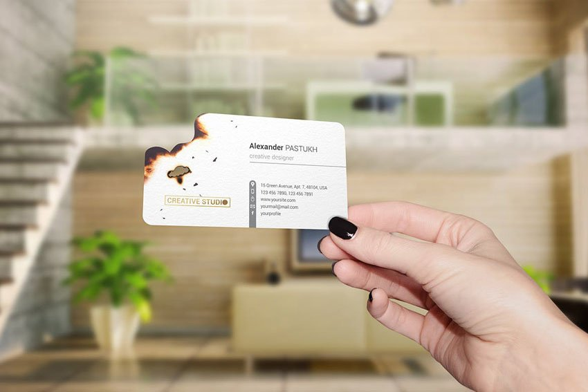 creative business card ideas