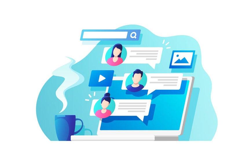online engagement