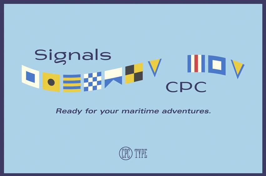Signals CPC SVG Color Font