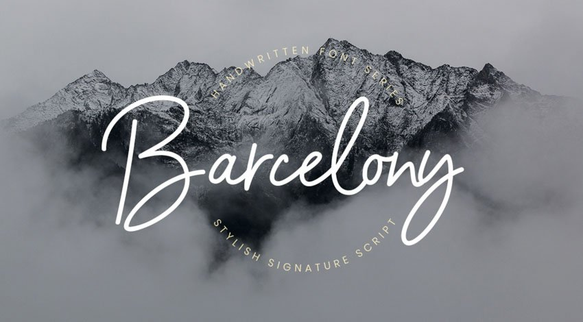 free font for silhouette