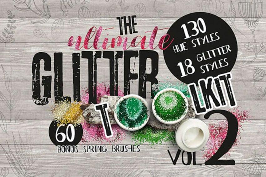 Glitter Toolkit