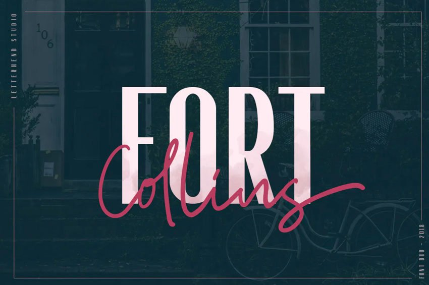 Fort Collins Font Duo