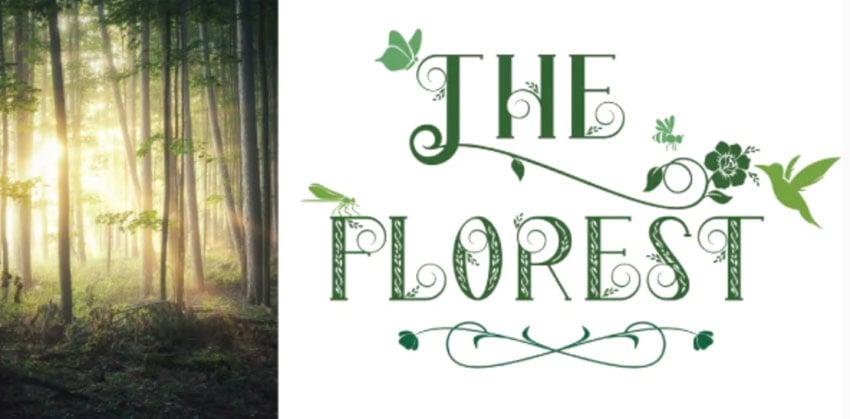 The Florest Font