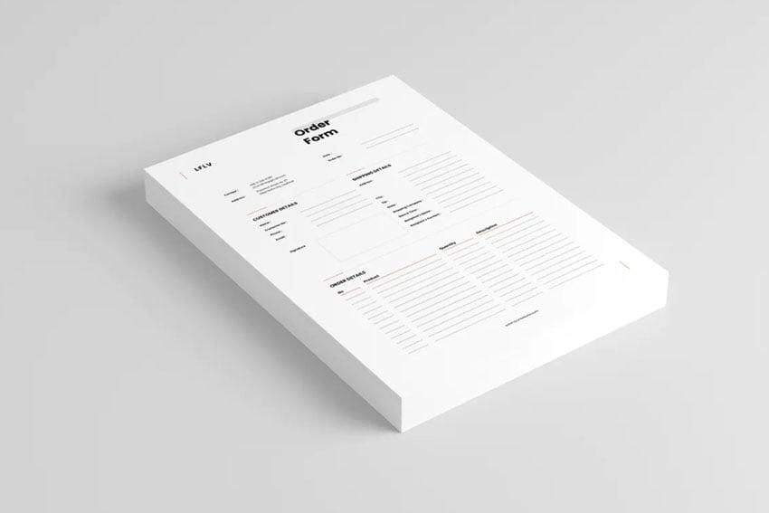 printable word template