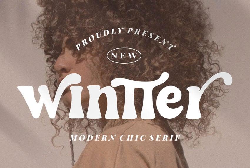 Wintter Modern Chic Serif