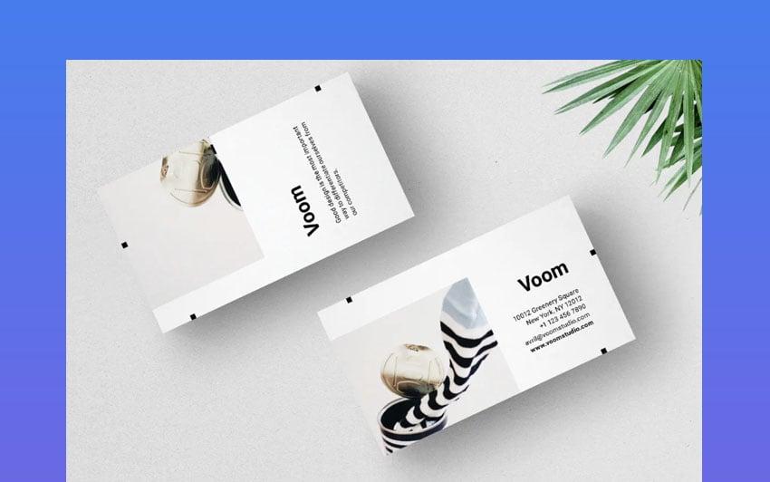 Voom Business Card