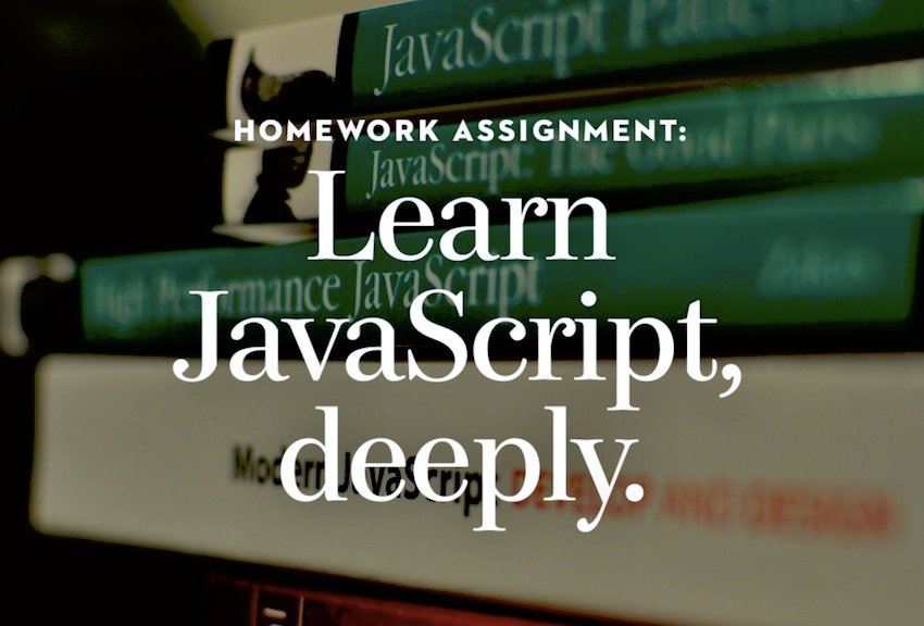 slide from State of the Word 2015 - learn JavaScript deeply