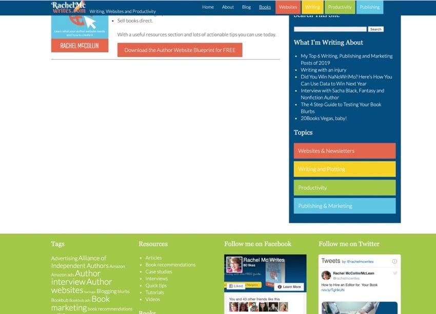 widget areas in my site