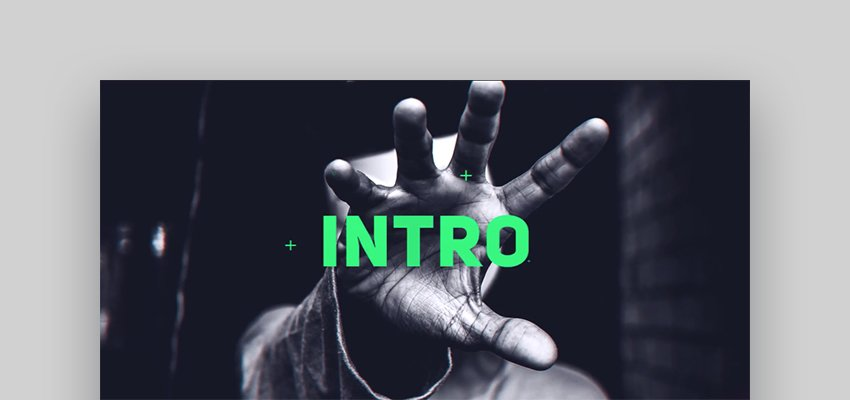 Intro - Business Intro Video