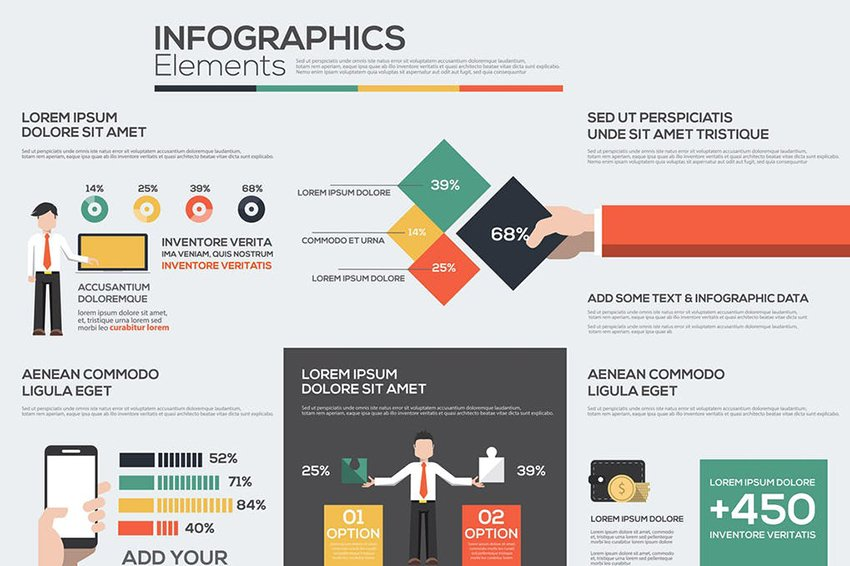 infographic design inspiration