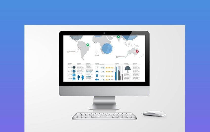 Vector Infographic Elements Vol04