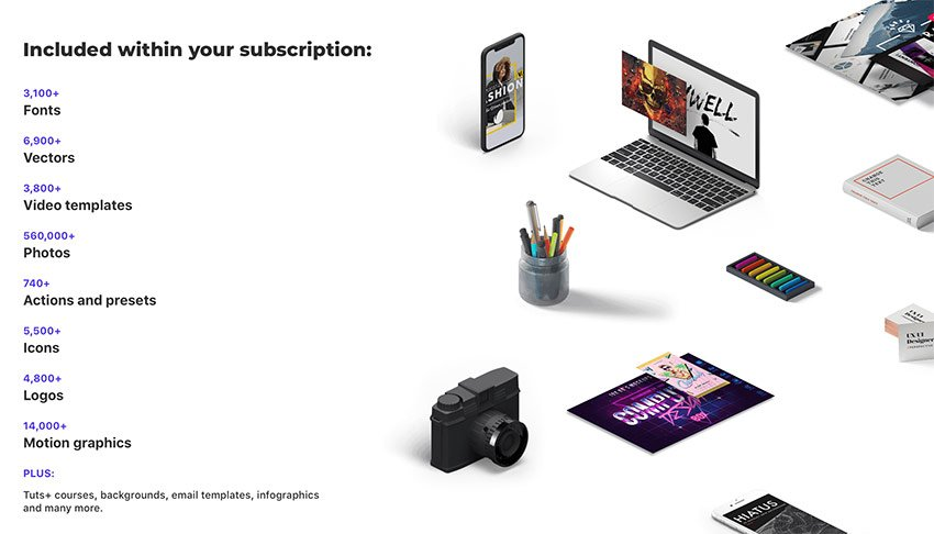 Envato Elements - Get Unlimited Downloads