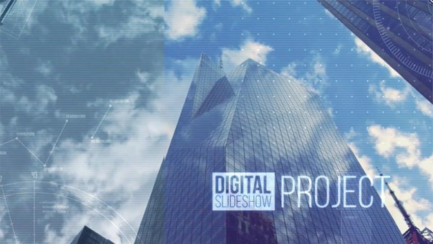 Digital Slideshow Project