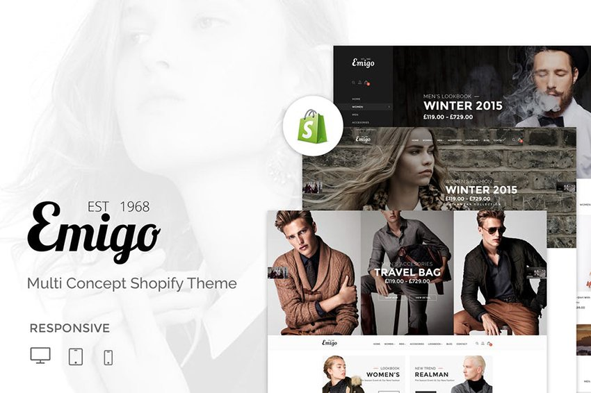 Multiconcept Shopify Theme