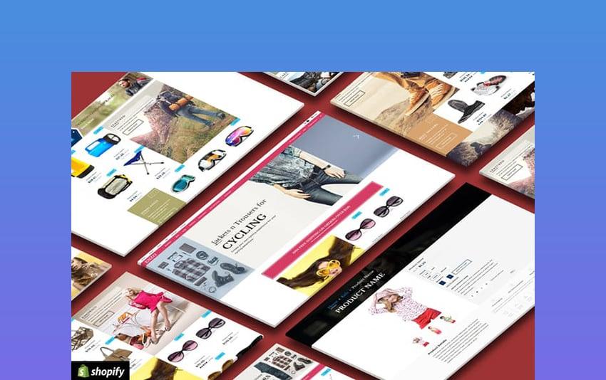 Enzo - Responsive Shopify Multi Purpose Theme