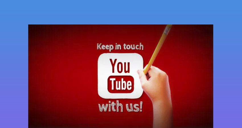Keep in Touch  Write on After Effects Text Animation