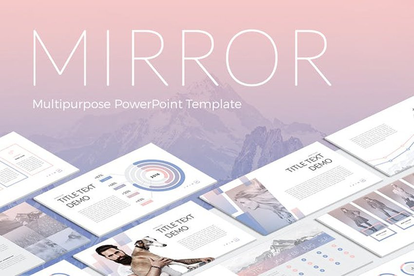 Keep Your Presentation Fresh With Modern PowerPoint Slides